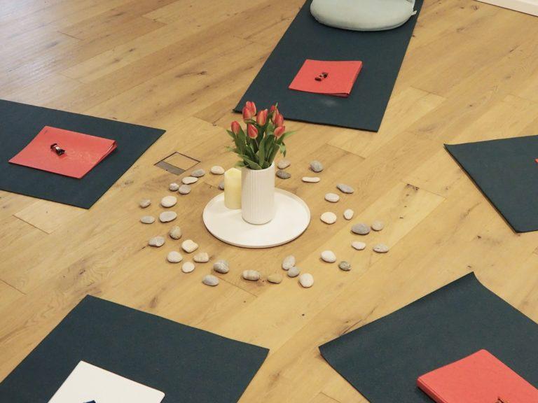Auf dem Bild ist zusehen, wo der Workshop für Mütter in München stattfindet.
